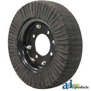 500bh Wheel 4 Quot X 8 Quot Tail Rim Wheel Assembly For Bush