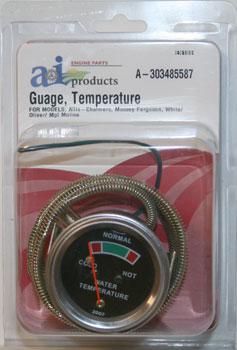 Gauge Temperature on Massey Ferguson Parts Catalog