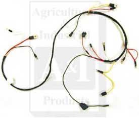 311043 main wiring harness 12 volt for ford new. Black Bedroom Furniture Sets. Home Design Ideas