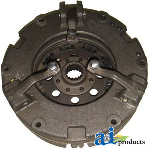 Assembly Dual Clutch
