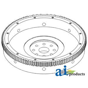 672215c91 Flywheel W 326759r1 Ring Gear 1