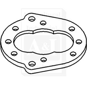 70241112 Gear Plate Hydraulic Pump 1