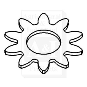 70250353 Slip Gear Hydraulic Pump 1