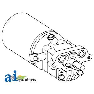 897146m95 Pump Power Steering 1