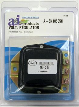 Ford Order Tracking >> 8N10505C - Voltage Regulator (6 Volt) for Ford / New Holland Tractors | Up to 60% off Dealer ...