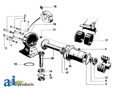 Case 1845c Skid Steer Wiring Diagram