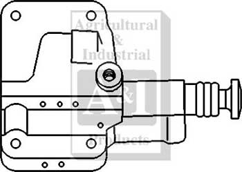 e0nnd960aa selector valve for ford new holland 3310. Black Bedroom Furniture Sets. Home Design Ideas