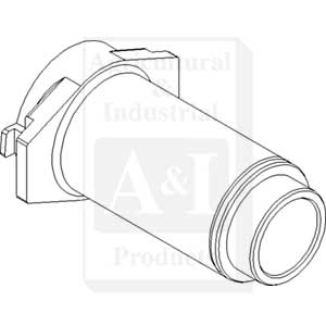 R141075 Sleeve Main Release 1 as well R109452 Bushing Spindle Upper Lower 1 furthermore R73784 Belt Water Pump Alternator 1 together with John Deere Fuel Injection Pump Diagram moreover Al162808 Disc Brake 1. on john deere 5103 tractor information