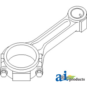 Re500608 Connecting Rod Fracture Type 1