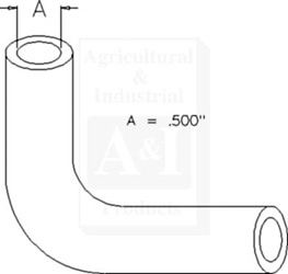 T20277 Hose Thermostat Housing Assembly 1