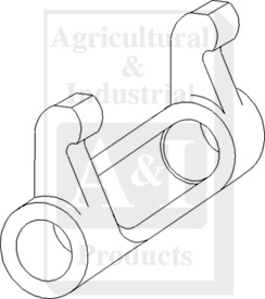 Ar91711 Drag Link Assembly 1 together with T21999 Fork Clutch 1 likewise T20034 Bushing Upper 1 together with H86759 Paddle Elevator Chain 1 besides Ah107442 Auger Clean Grain Lower 1. on john deere tractor model 750