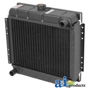 Vga10978 Radiator For John Deere Utility Vehicles Up