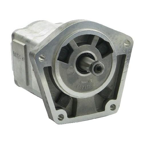 International 444 Tractor Hydraulic System : New dual hydraulic pump for international