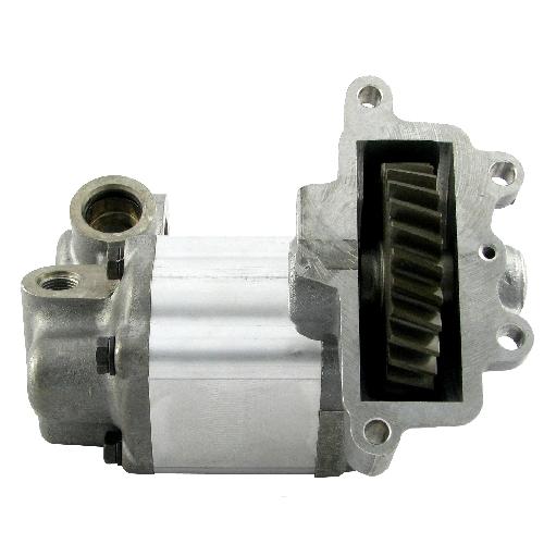 Ford 600 Tractor Hydraulic Pump : Fe nn ab new hydraulic pump for ford holland