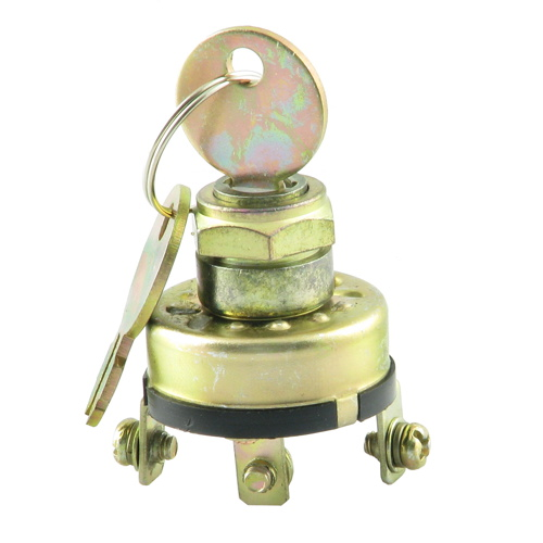 Tractor Ignition Switch Replacement : Hm ignition switch for massey ferguson up to