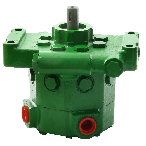 Hydraulic Pumps For Tractors : R n hydraulic pump new for john deere up to