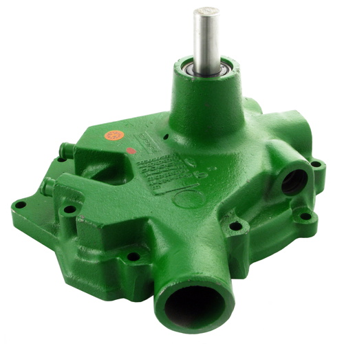 John Deere 60 Hubs : R water pump w o hub reman for john deere