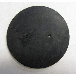 Plate, Rubber - 15301-7249-0