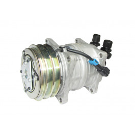 Seltec Compressor, w/ Clutch - New - 7023582