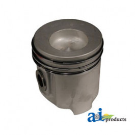 Piston with Rings (Std) - 87802372