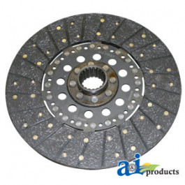 "PTO Disc: 9.875"", organic, rigid"