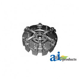 "Pressure Plate: 11"", 5-button, 6 lever, cast iron, indep PTO"