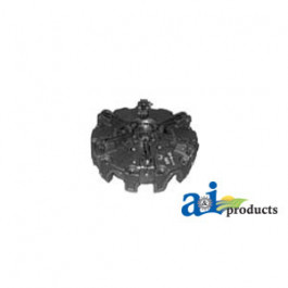 "Pressure Plate: 12"", 6 lever, cast iron, indep PTO"