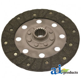 "PTO Disc: 9"", organic, rigid"