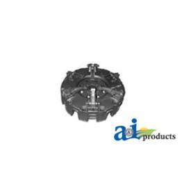 Pressure Plate: 6 lever, cast iron, indep PTO