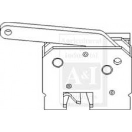 Handle, Cab Door Inner (LH)