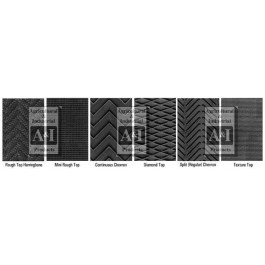 Draper Belt - Hvy Duty w/ V-Guide one side