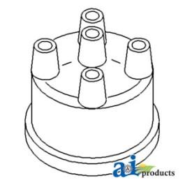 Cap, Distributor (4 Cylinder)