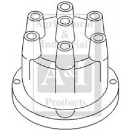 Cap, Distributor (6 Cylinder)