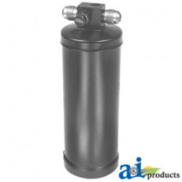 "Receiver Drier (Flare Type 2.5"" x 8"" w/o Switchport)"