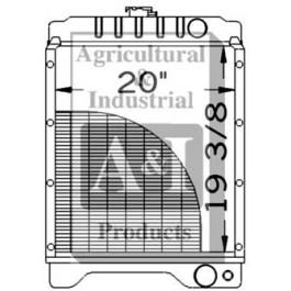Radiator - 104753A1
