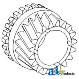 Gear, Front Transmission Input Shaft
