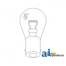 Light Bulb; 12 Volt / 25 Watt