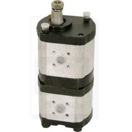 Pump, Tandem Hydraulic