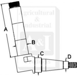 Spindle Assembly (RH/LH)
