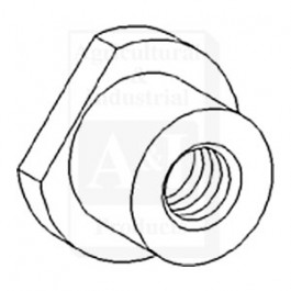 Steering Cylinder Trunion
