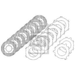 Brake Plate Kit