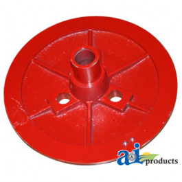 Pulley Assy, Rotor Drive, Variable