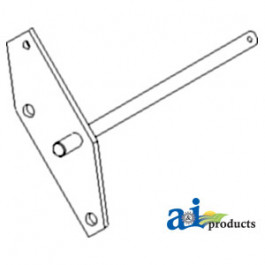 Support Assy, Pivot Tightener, Grain Elevator Drive