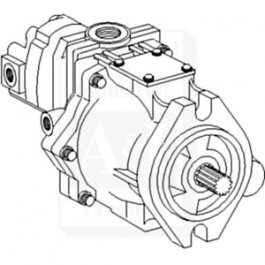 Pump, Hydraulic w/ Gear Pump (Reman)