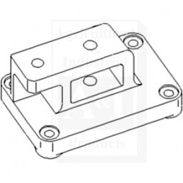 Bracket, Drawbar (110 mm Hole)