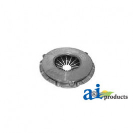 Pressure Plate: single, pressed steel, flat dia fingers