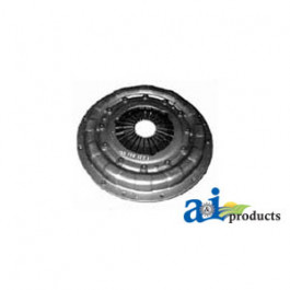 Pressure Plate: single, pressed steel, w/o release plate