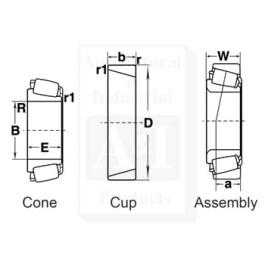 Timken Cone