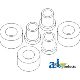 Bushing Assembly; Package Of 4 Bushings