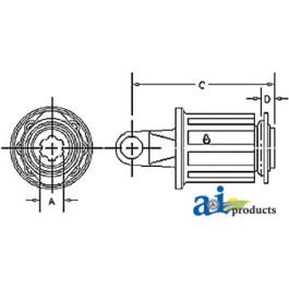 Radial Pin Clutch